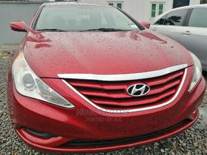 Hyundai Sonata 2011 Red | Cars for sale in Rivers State, Port-Harcourt