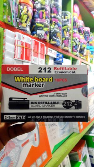 Ink Refillable Board Marker   Stationery for sale in Lagos State, Surulere