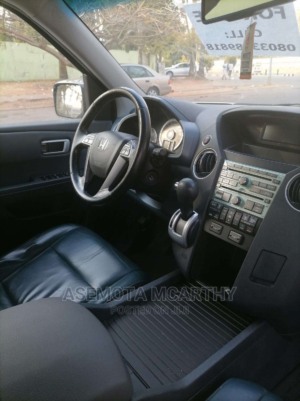 Archive: Honda Pilot 2005 EX 4x4 (3.5L 6cyl 5A) Gray