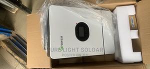 7.5kw Growatts Inverter Hybrid | Solar Energy for sale in Lagos State, Surulere
