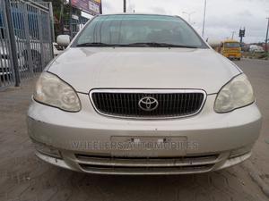 Toyota Corolla 2004 LE Gold   Cars for sale in Lagos State, Amuwo-Odofin