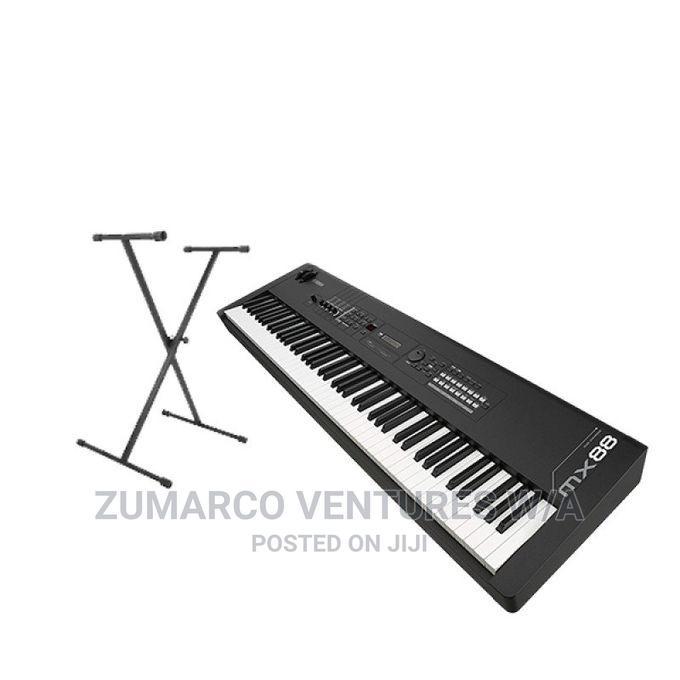 Yamaha Mx88 Yamaha Keyboard With Stand