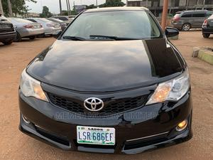 Toyota Camry 2012 Black | Cars for sale in Delta State, Oshimili South
