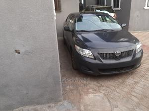 Toyota Corolla 2009 Black | Cars for sale in Delta State, Oshimili South