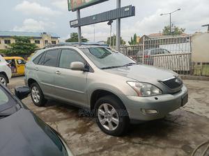 Lexus RX 2009 350 4x4 Green   Cars for sale in Lagos State, Ikeja