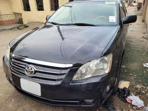 Toyota Avalon 2007 Black | Cars for sale in Lagos State, Surulere