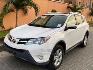 Toyota RAV4 2013 XLE AWD (2.5L 4cyl 6A) White | Cars for sale in Lagos State, Lekki