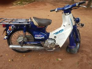 Honda Super Hawk 2020 Blue | Motorcycles & Scooters for sale in Imo State, Owerri