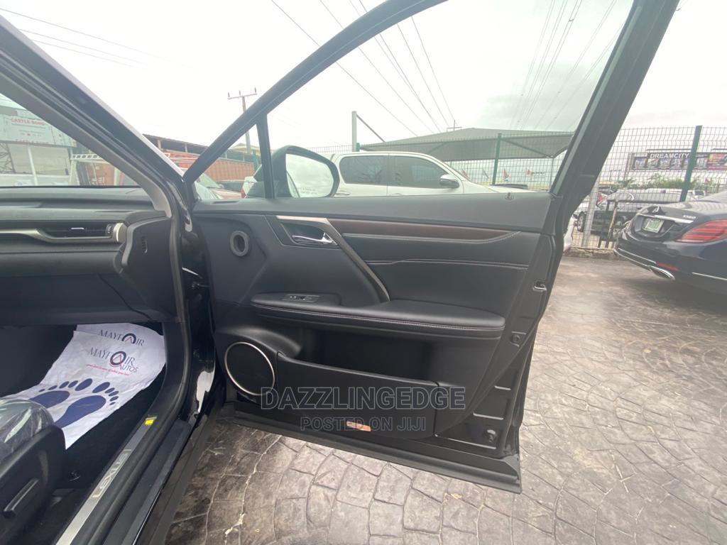 New Lexus RX 2020 Black   Cars for sale in Lekki, Lagos State, Nigeria