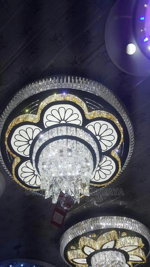 Crystal Ceiling Fitting Light | Home Accessories for sale in Lagos State, Lagos Island (Eko)