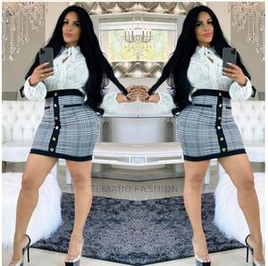 Lady Short Skirt   Clothing for sale in Lagos State, Ogba