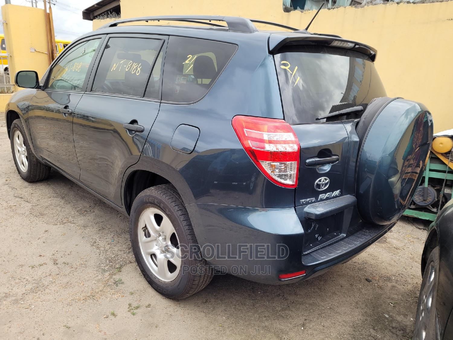 Toyota RAV4 2011 Blue   Cars for sale in Surulere, Lagos State, Nigeria