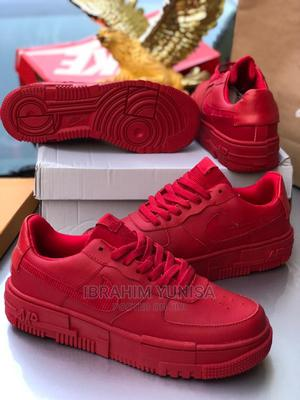 Red Nike Sneakers   Shoes for sale in Lagos State, Lagos Island (Eko)