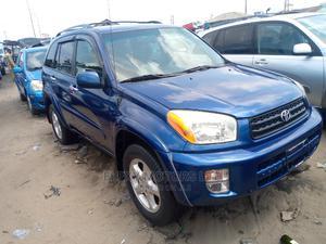 Toyota RAV4 2003 Blue   Cars for sale in Lagos State, Apapa