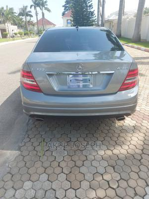 Mercedes-Benz C300 2011 Silver | Cars for sale in Abuja (FCT) State, Central Business District