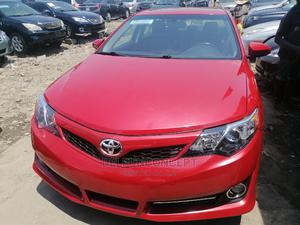 Toyota Camry 2012 Red   Cars for sale in Lagos State, Apapa