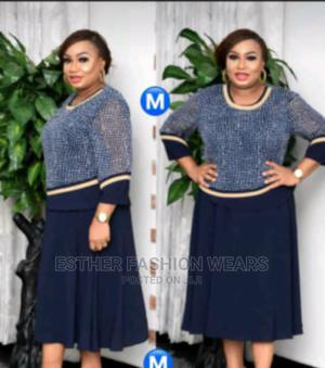 Quality Turkey Female Dinner Gown Available in Any Sizes | Clothing for sale in Lagos State, Ikeja
