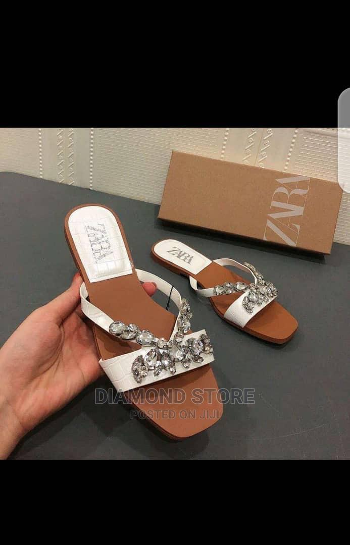 Zara Slippers | Shoes for sale in Alimosho, Lagos State, Nigeria