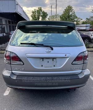 Lexus RX 2002 Silver   Cars for sale in Lagos State, Apapa
