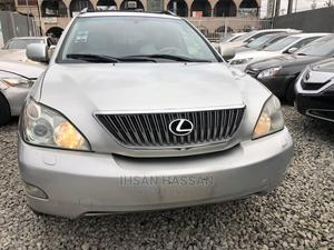 Lexus RX 2007 350 4x4 Silver | Cars for sale in Lagos State, Ogba