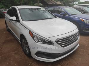 Hyundai Sonata 2016 White   Cars for sale in Oyo State, Ibadan