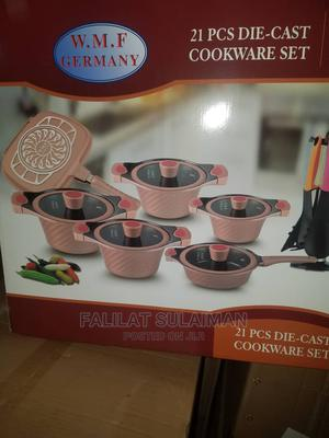 W.M.F 21 Pieces Die-Cast Cookware Set   Kitchen & Dining for sale in Lagos State, Ikeja