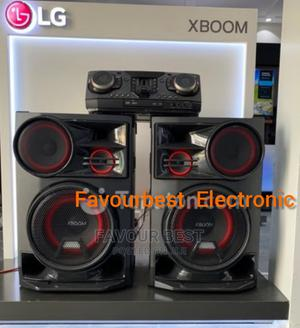 2021>LG Xboom CL98 Heavy Bass Bluetooth Set(3500W) Warranty | Audio & Music Equipment for sale in Lagos State, Ojo