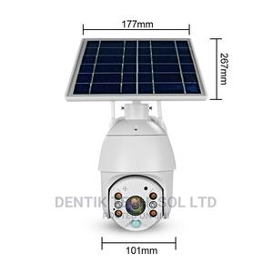Wifi Intelligent Solar Energy Alert PTZ Security Camera | Solar Energy for sale in Lagos State, Ikeja