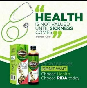 Rida Herbal Bitters | Vitamins & Supplements for sale in Ogun State, Obafemi-Owode