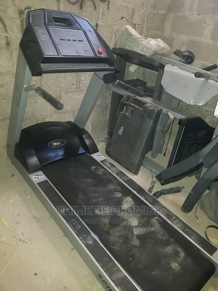Industrial Treadmill