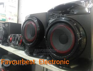 New LG 720W Xboom Bluetooth Powerful Bass (CJ45) Warranty | Audio & Music Equipment for sale in Lagos State, Ojo