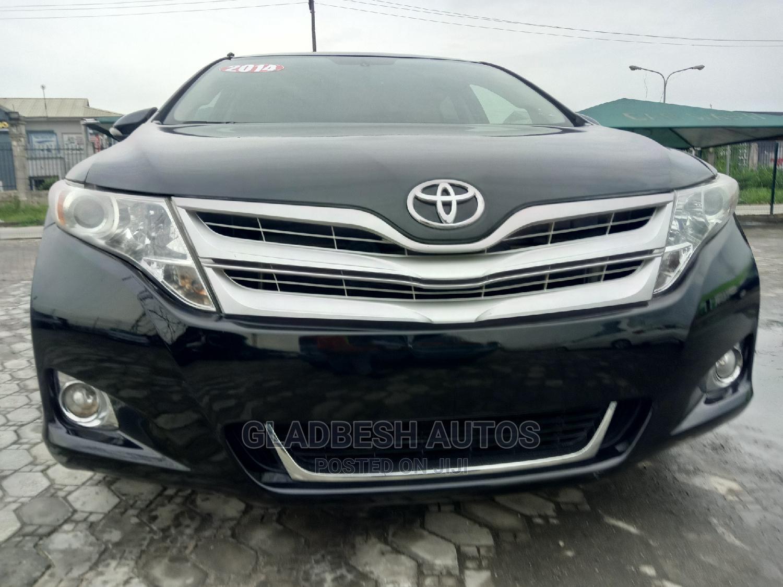 Archive: Toyota Venza 2014 Black