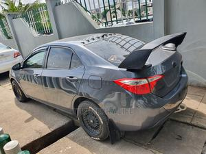 Toyota Corolla 2016 Gray   Cars for sale in Lagos State, Lagos Island (Eko)