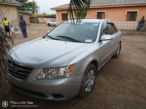 Hyundai Sonata 2010 Silver | Cars for sale in Akwa Ibom State, Eket