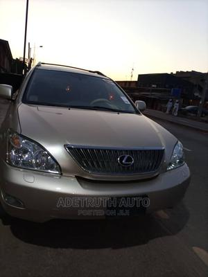 Lexus RX 2005 330 Gold | Cars for sale in Lagos State, Ogba