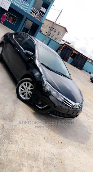 New Toyota Corolla 2015 Black | Cars for sale in Oyo State, Ibadan