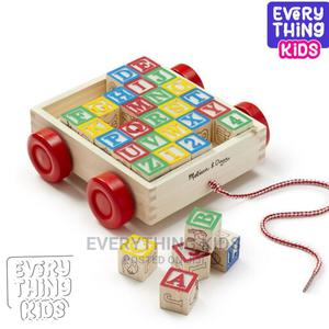 Classic ABC Block Cart | Toys for sale in Lagos State, Ikeja