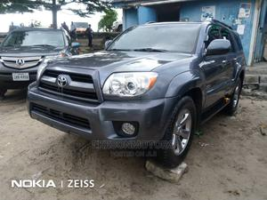 Toyota 4-Runner 2009 Limited 4x4 V6 Gray | Cars for sale in Lagos State, Amuwo-Odofin