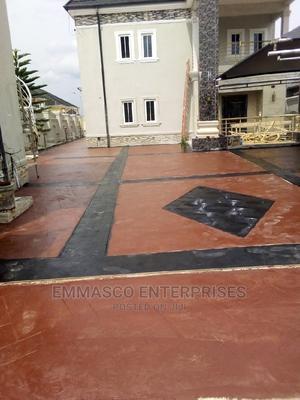 Best of Interlocking/Stamp Concrete Flooring | Building & Trades Services for sale in Edo State, Benin City