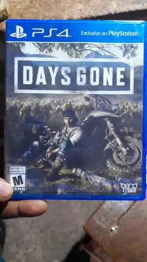 Days Gone New Cd   Video Games for sale in Edo State, Benin City