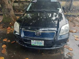 Toyota Avensis 2005 Black | Cars for sale in Rivers State, Obio-Akpor