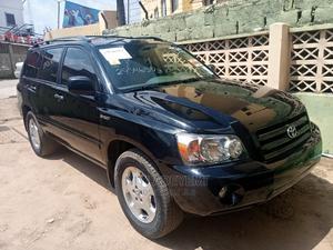 Toyota Highlander 2006 V6 4x4 Black   Cars for sale in Oyo State, Ibadan