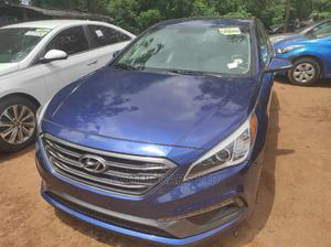 Hyundai Sonata 2016 Blue   Cars for sale in Oyo State, Ibadan
