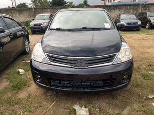 Nissan Versa 2010 1.8 SL Hatchback Black | Cars for sale in Lagos State, Ikeja
