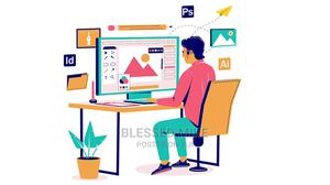 Graphic Designer wanted   Computing & IT Jobs for sale in Abuja (FCT) State, Lokogoma