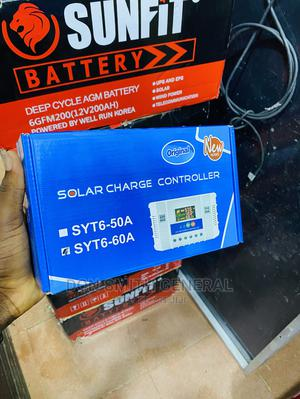 60ah 12/24/36/48v Pwm Charge Controller   Solar Energy for sale in Lagos State, Ojo