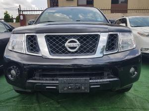Nissan Pathfinder 2009 SE 4x4 Black | Cars for sale in Lagos State, Ikeja