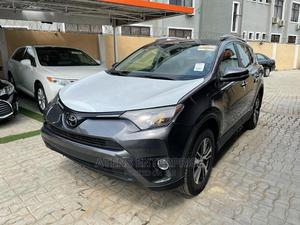 Toyota RAV4 2018 Gray | Cars for sale in Lagos State, Ogba