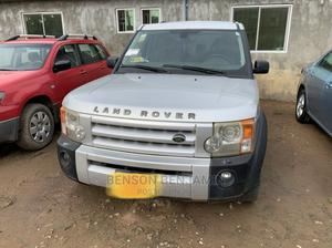 Land Rover LR3 2006 Silver | Cars for sale in Lagos State, Abule Egba