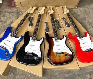 Yamaha Electric Guitar 4 Strings | Musical Instruments & Gear for sale in Lagos State, Lekki
